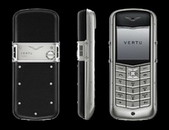Vertu Constallation Black
