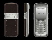 Vertu Constallation Dark Brown
