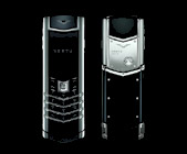 Телефон Vertu Signature S Design (белое золото)
