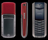 Vertu Ascent Solid Red
