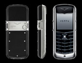 Vertu Constallation Black Ceramics Keys