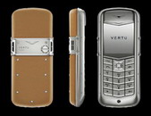 Vertu Constallation Tan