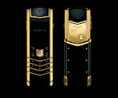 Телефон Vertu Signature S Design (желтое золото)