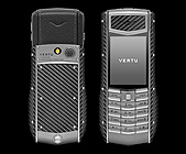 Vertu Ascent Ti Carbon Fibre Limited Edition